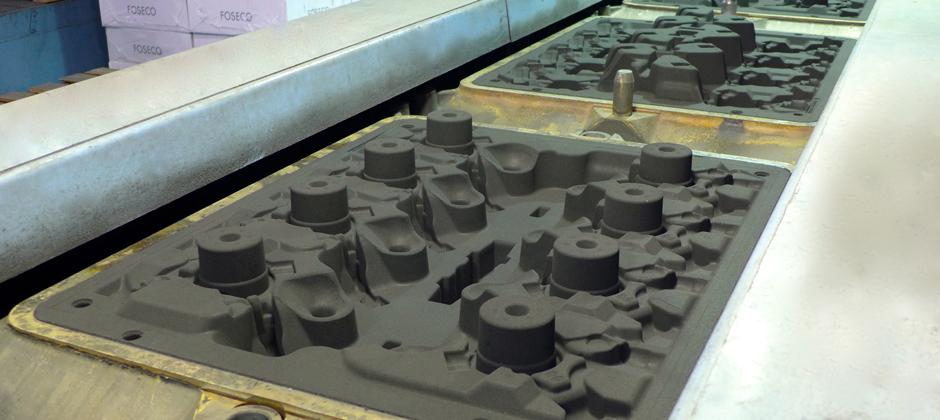 Как сделать формовочную смесь для литья